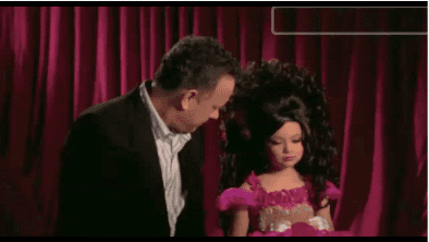 Tom Hanks Spoofs Toddlers and Tiaras on Jimmy Kimmel!