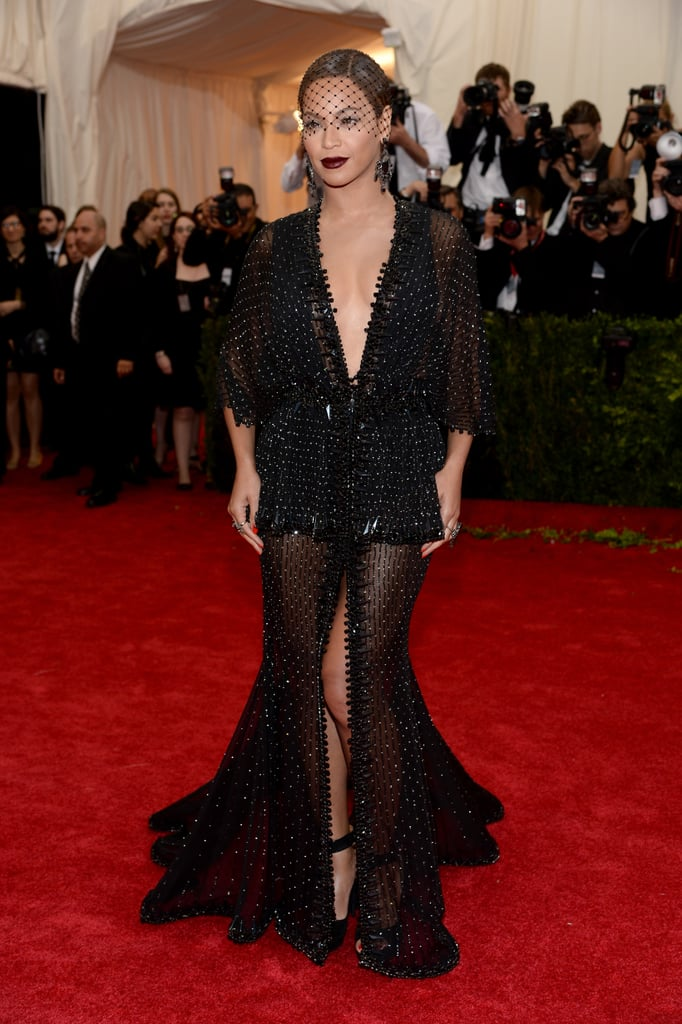 Beyoncé at the Costume Institute Ball