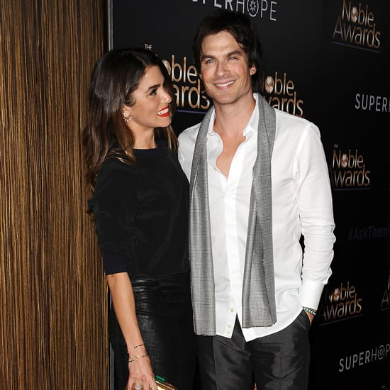 18 Snaps That Show Ian and Nikki Are Completely Head Over Heels For Each Other