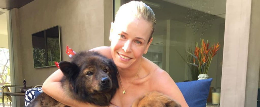 All the Times We've Seen Chelsea Handler's Boobs — So Far