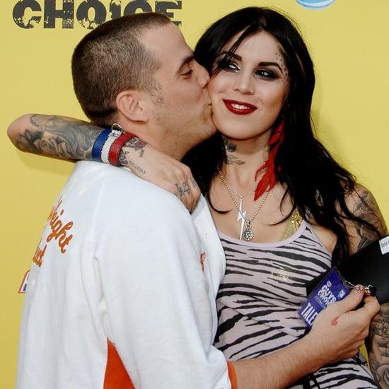 Kat Von D and Steve-O Have Broken Up 2016