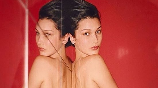 Bella Hadid Goes Topless for Racy Calvin Klein Campaign -- See the Pics, Plus Margot Robbie, Presley Gerber, and More!