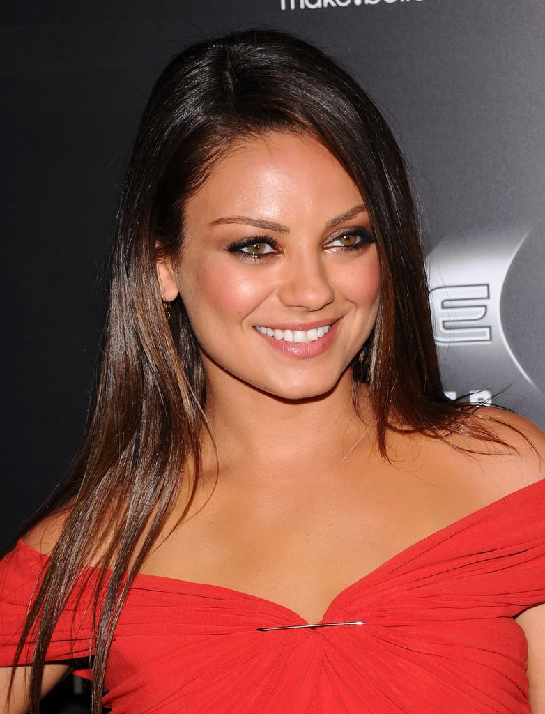 Mila Kunis at Friends With Benefits premiere in NYC.