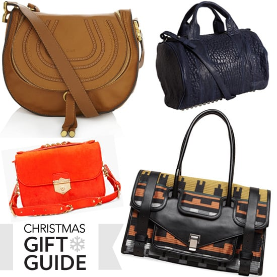 Top Ten Designer Handbags for Christmas: Shop Our IT Bag Edit from YSL, Mulberry, Alexander Wang, Chloe and Givenchy!