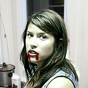How to Zombify Your Pictures!