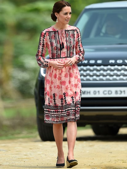 Kate on Safari! Find Out What She Wore on Day 4 in India - and See All Her Looks So Far