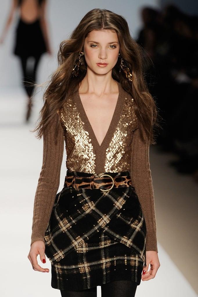 New York Fashion Week: Nanette Lepore Fall 2009