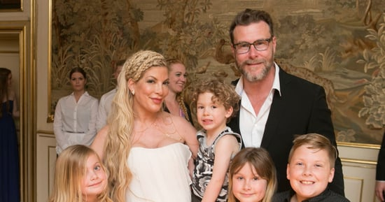 Tori Spelling Celebrates Her 43rd Birthday With Husband Dean McDermott in a Danish Castle: Photos