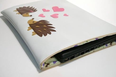 Adorable Laptop Sleeves by Barry's Farm