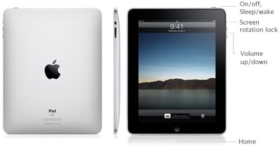 Apple Taking iPad Pre-Orders Today With New Screen Lock Feature