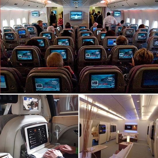 Luxurious Travel on Planes and Cars