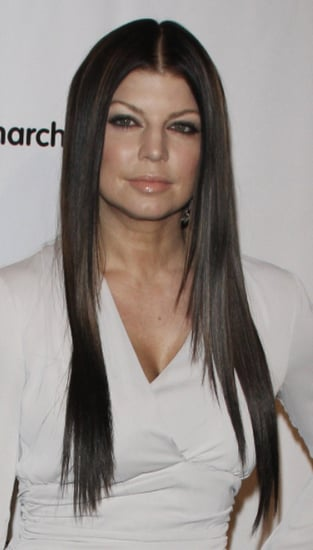 Fergie With Brown Hair