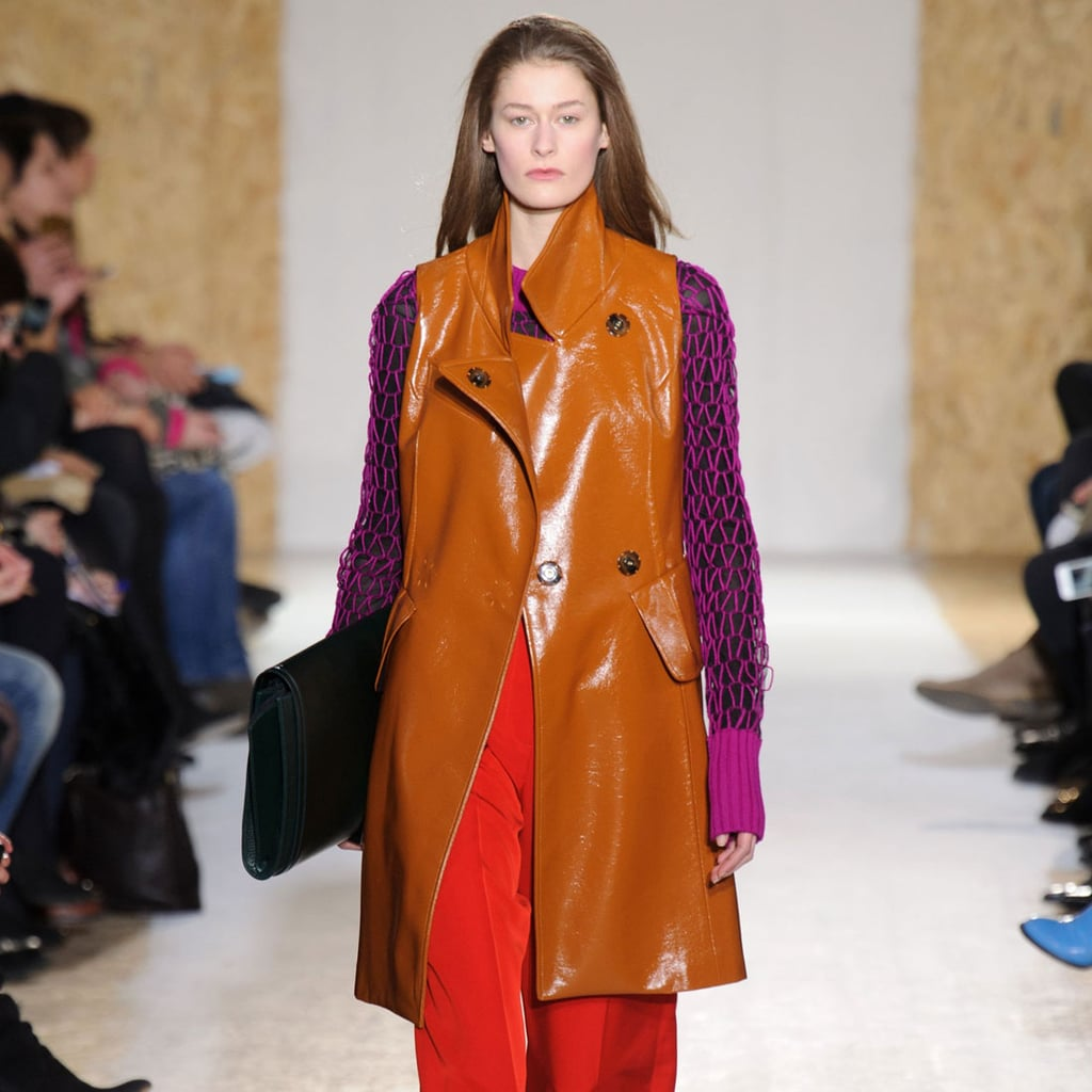 Maison martin margiela runway review fashion week fall for Fashion maison