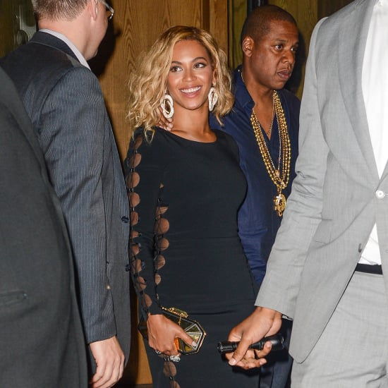 Beyonce Dress at VMAs 2013 | Pictures