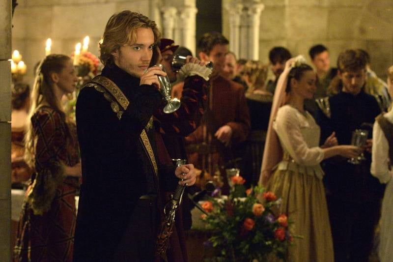 Francis on Reign
