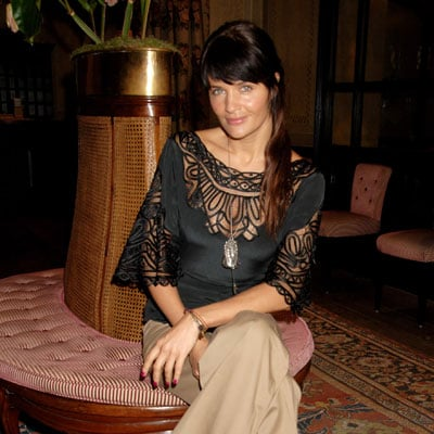Helena Christensen Launches Jewelry Line