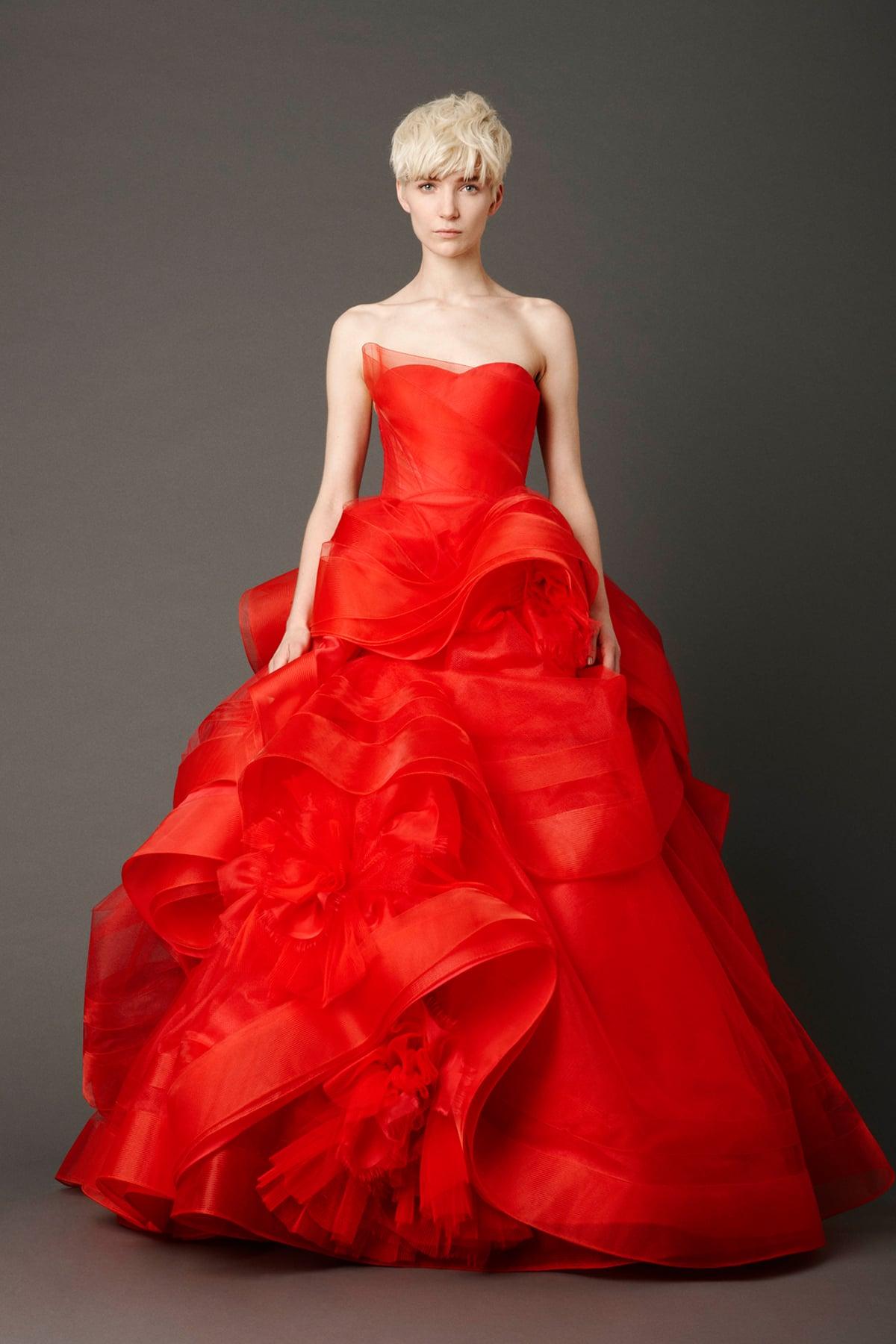 Vera wang bridal spring /