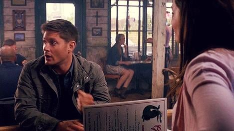 Dean and Pie Make You Believe in Love at First Sight
