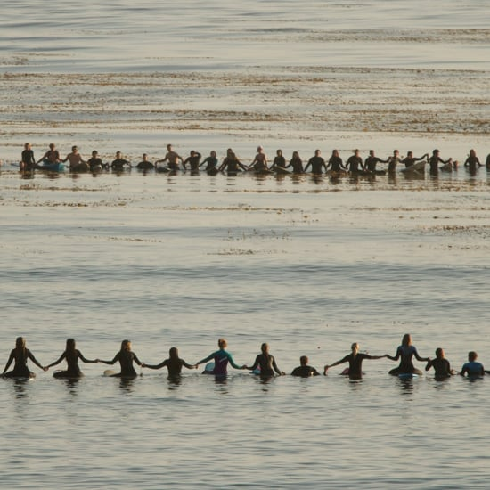 Santa Barbara Memorial Paddle-Out May 2014 | Pictures