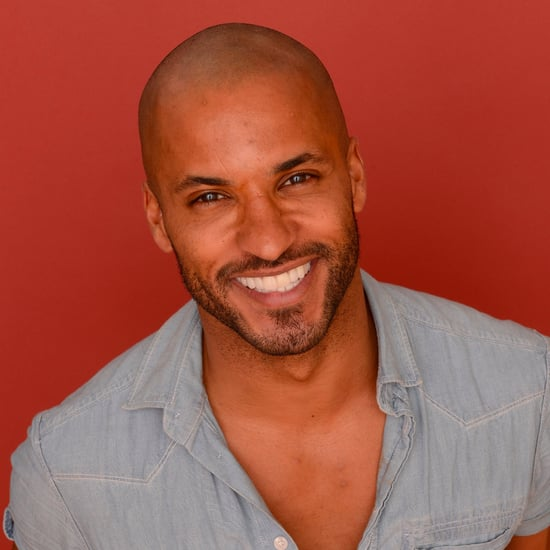 Hot Shirtless Photos of Ricky Whittle
