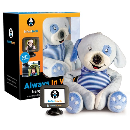 Baby Monitor For Safe Car Rides