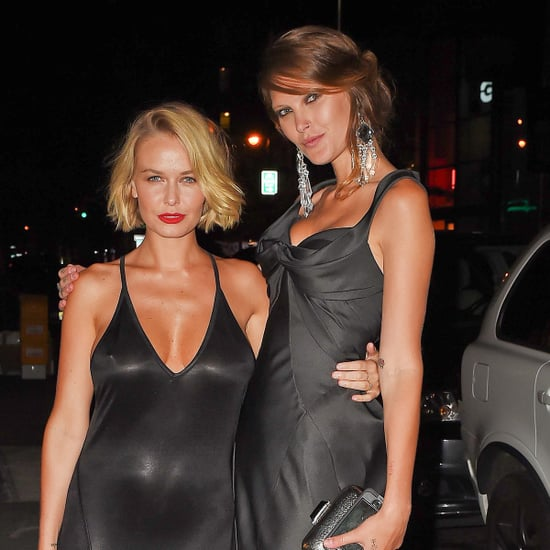 Lara Bingle and Hot Australian Models in NYC Pictures