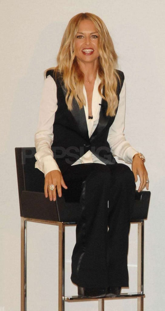 Rachel Zoe's Fall 2011 collection is the first from her self-titled clothing line.