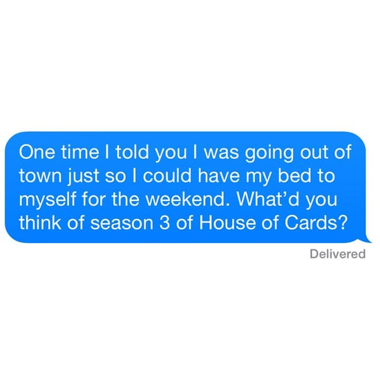 Honest Texts to Send to an Ex