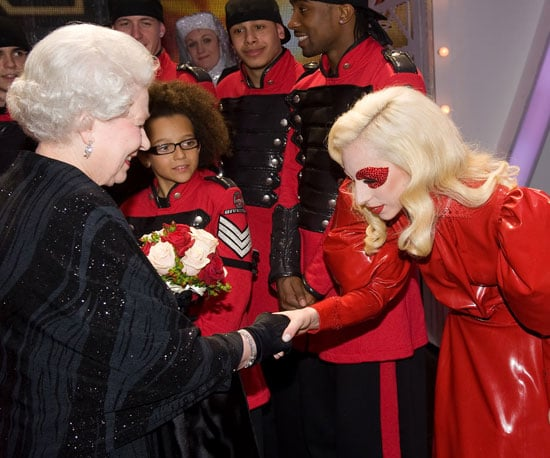 Lady and the Queen