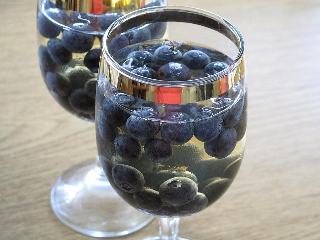 Blueberry Gelatins