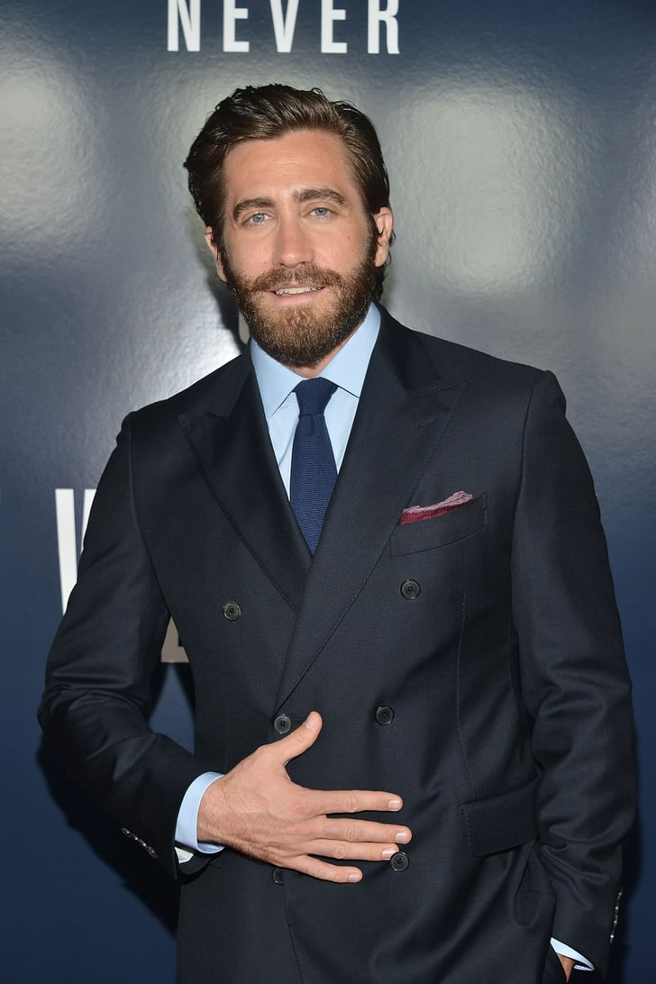 He cut a handsome figure at the Everest premiere in Spetember 2015.