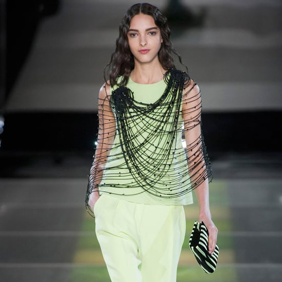 Giorgio Armani's Moved On to Greener Pastures For Autumn