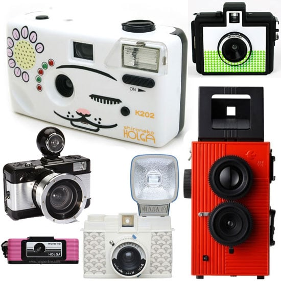 Toy Cameras and Lomography