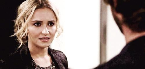 Panettiere now stars as bitch face extraordinaire Juliette Barnes in Nashville, which has earned her two Golden Globe nominations.