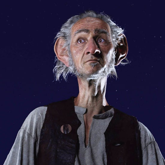 The BFG: This Is What the Lovable Giant Looks Like in Real Life