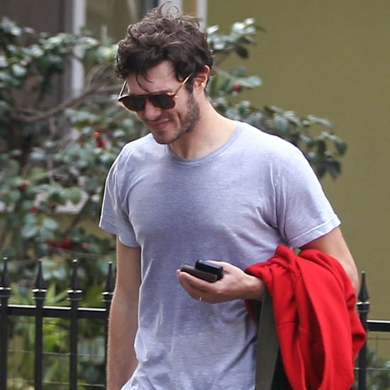 Adam Brody After Wedding to Leighton Meester