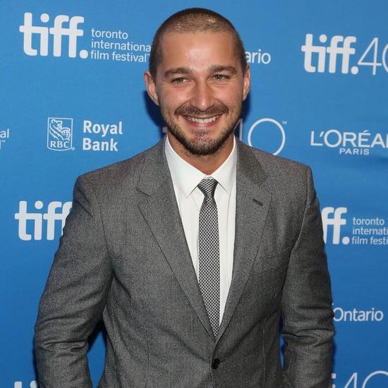 Shia LaBeouf at Toronto Film Festival 2015 Pictures