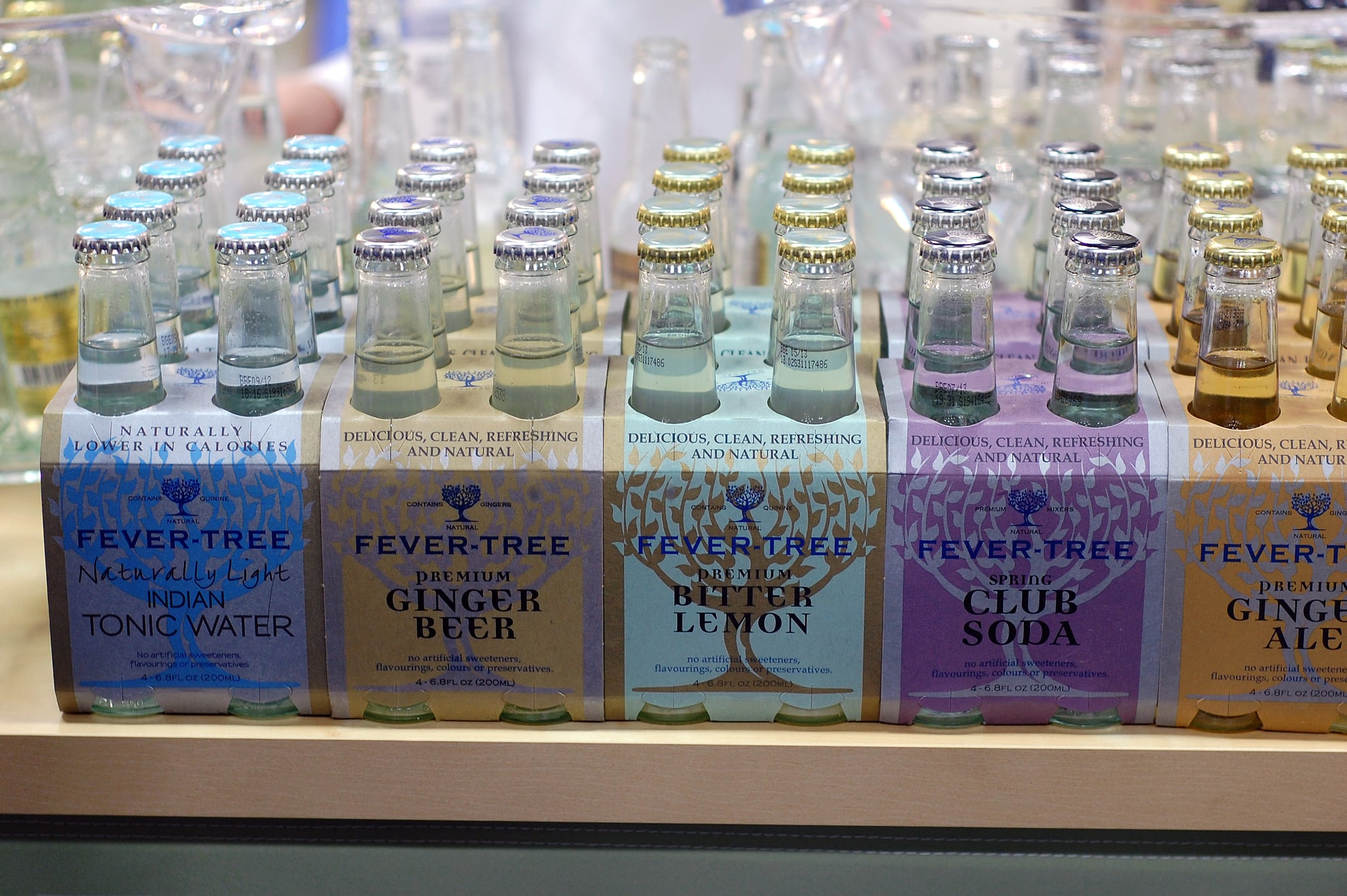 Fever-Tree Sparkling Beverages
