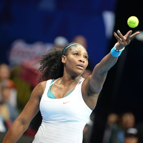 Serena Williams Is Sports Illustrated Sportsperson of 2015