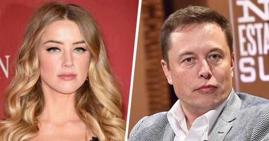 Elon Musk Has Been Trying to Get a Date With Amber Heard for 3 Years
