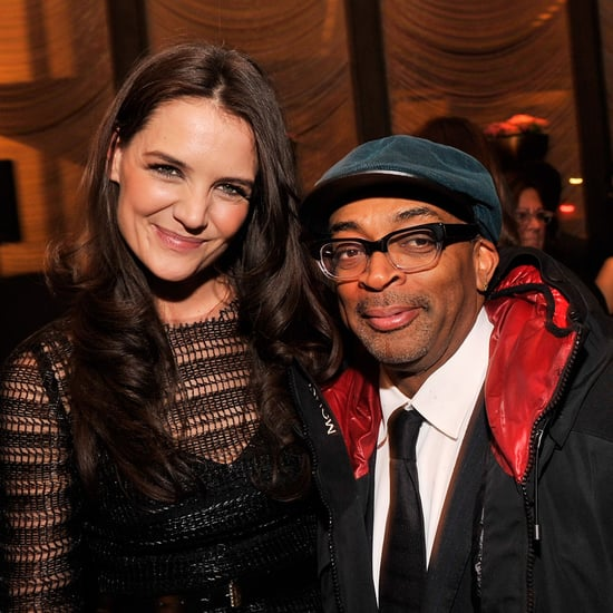 Katie Holmes at New York Observer Party   Pictures