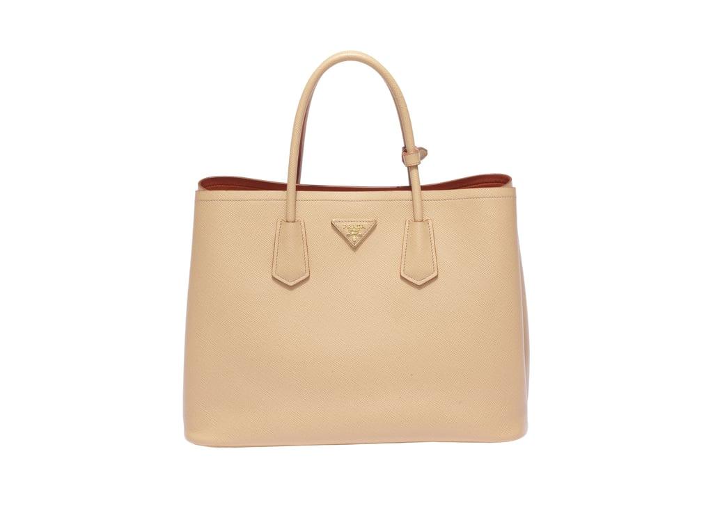 how to spot a fake prada handbag - Prada Double Bag Review | POPSUGAR Fashion
