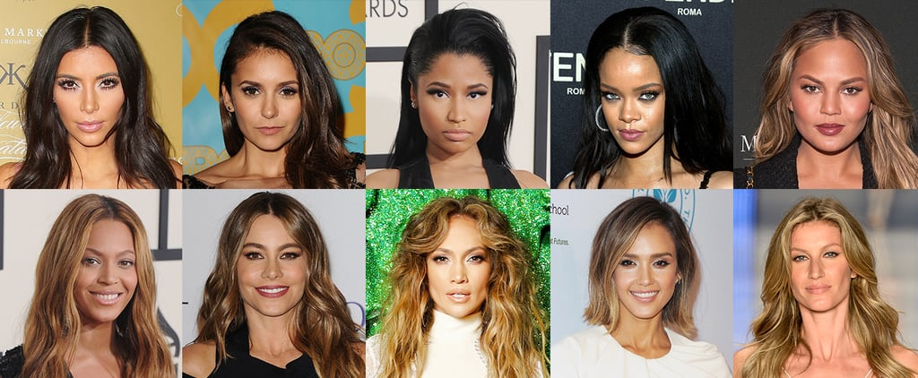 POP 100: Who Is Your Favorite Sexy Female Star?