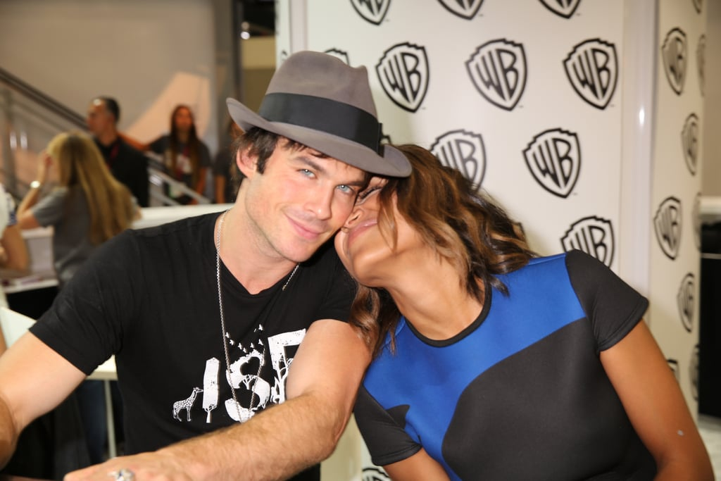 Damon + Bonnie = ?