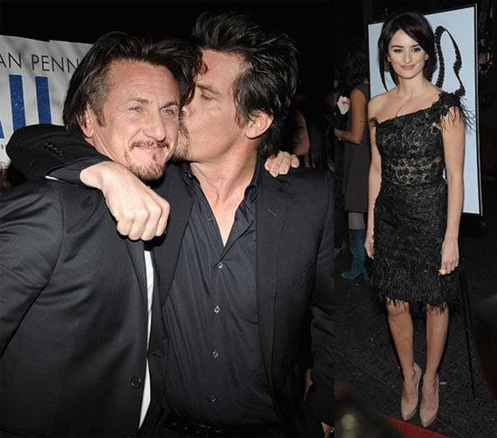 Red Carpet Photos of Penelope Cruz, Sean Penn, Josh Brolin and More At 2008 New York Film Critics Circle Awards