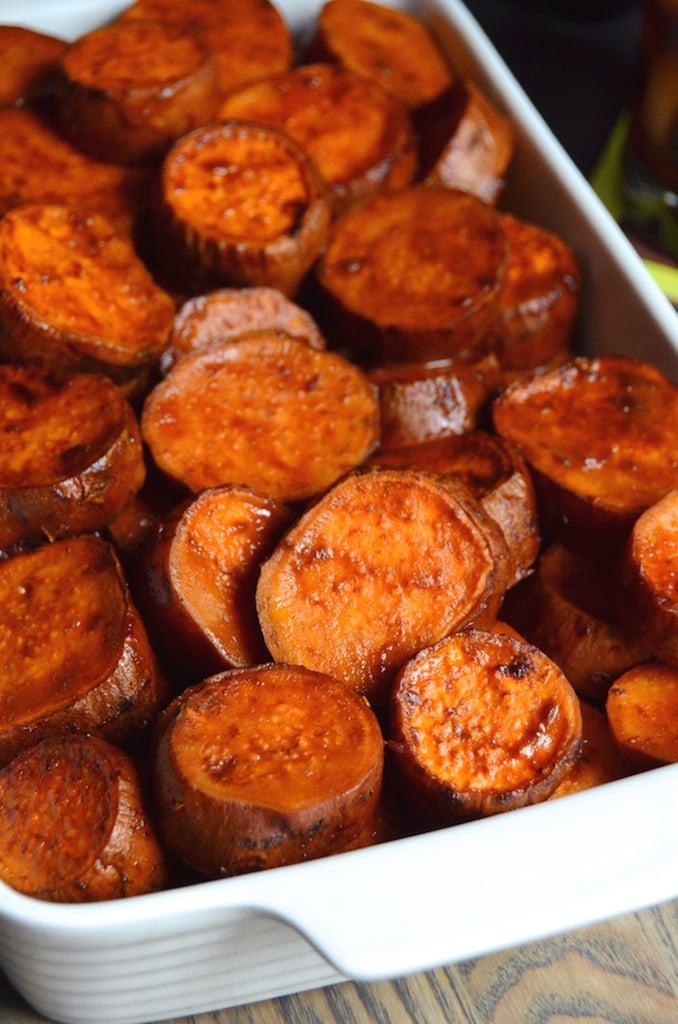 Chipotle Coca-Cola Sweet Potatoes