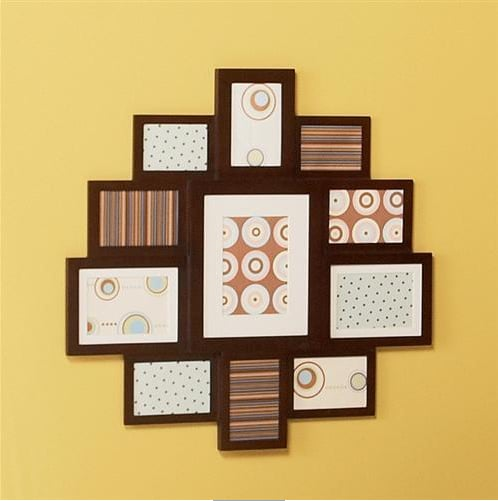 Nice and New: Fun Grouped Frames at Chiasso