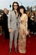 Then-couple Katy Perry and Russell Brand stayed close on the red carpet before 2010's star-studded ceremony.