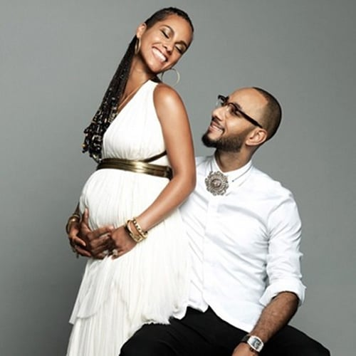 Alicia Keys Is Pregnant!