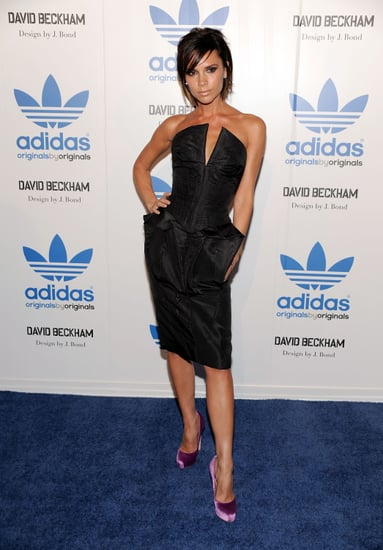 Victoria Beckham Designs On Her Own, Without the Help of Close Friends Roland Mouret or Marc Jacobs